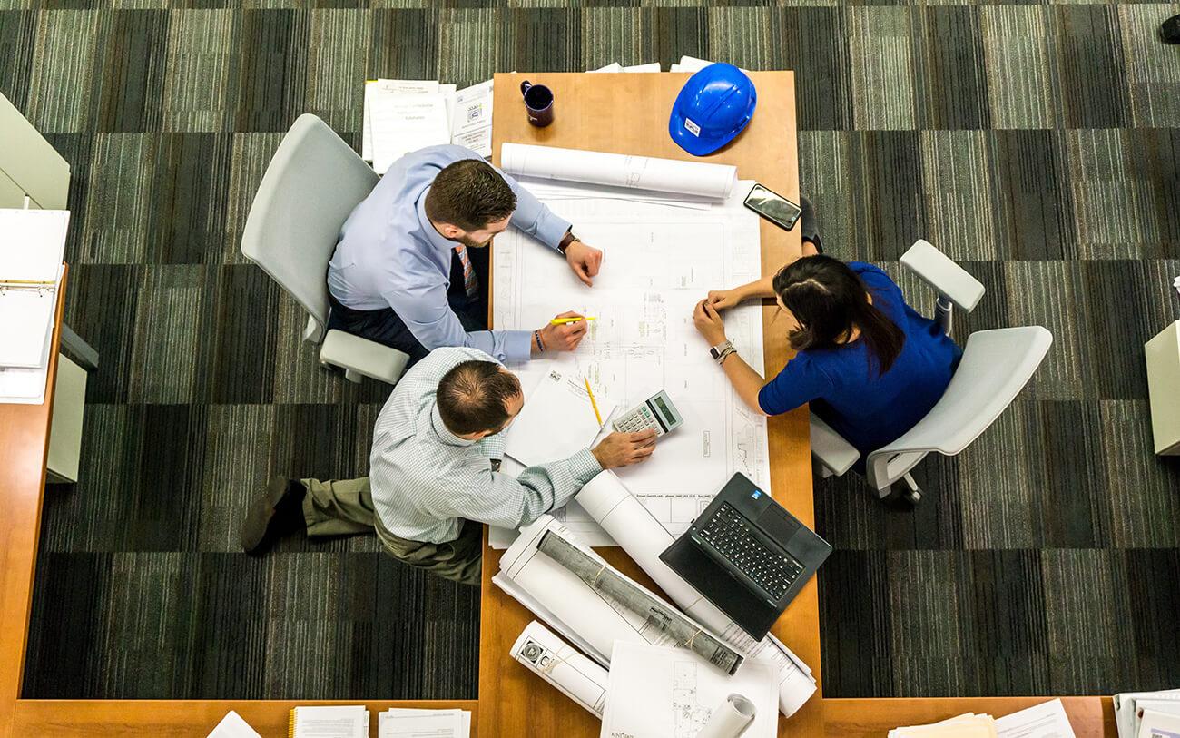 marketing strategies for construction company