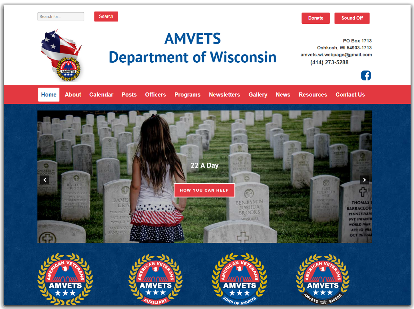 amvets wi 1