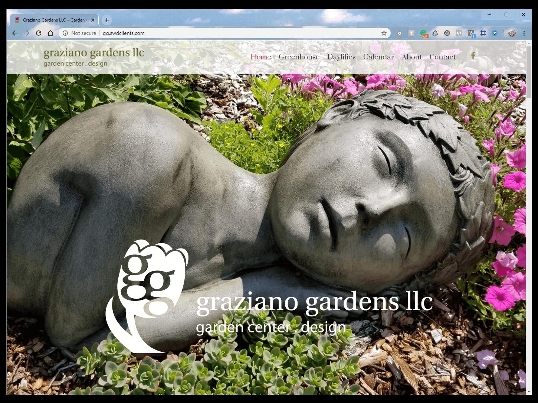 graziano gardens website