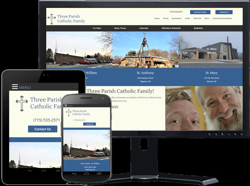 web design for non profits