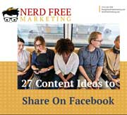 27 content ideas to share on facebook
